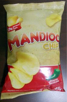 Cassava Chips Spicy