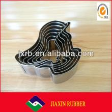 2014 Durable New Style chocolate bar moulds