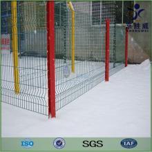 Popular 3.8/4.0mm fence steel panel