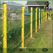 HOT SALE Welded  wire   fence  (commerical type 4/5mm x 200x50mm)