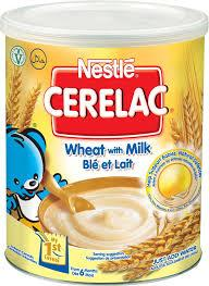 Cerelac baby milk powder