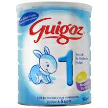 Guigoz baby milk powder