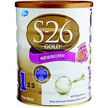Wyeth S-26 Promil Gold Milk infant formula