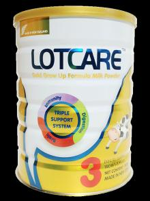 LOTCARE GOLD GROW UP TODDLER SUPPLEMENT - STEP 3