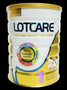 LOTCARE GOLD INFANT FORMULA- STEP 1