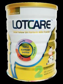 LOTCARE GOLD FOLLOW ON FORMULA - STEP 2