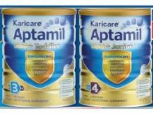 Karicare Aptamil Gold+ Stages 3 & 4 products,New Zealand