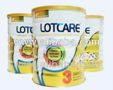New Zealand Lotcare Baby Milk Formula Powder Infant Food New Zealand Factory  Export  to  China  Full Do
