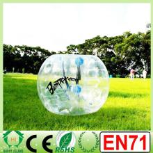 Selling N0.1 In China Alibaba New Product, Loopy Ball, bubble football soccer