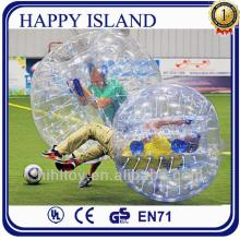 HI 1.2m/1.5m PVC inflatable  rubber   ball , bubble foot ball , loopy  ball