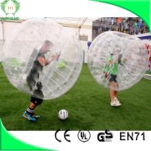 Top quality TPU/PVC Dia 1.2m/1.5m/1.7m soccer bubble,bubble football soccer,pvc inflatable glitter b