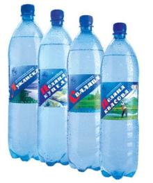Transcarpathian Mineral Water