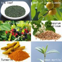 Healthy organic japanese green tea powder for drinking