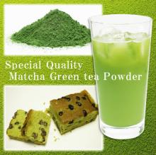 Healthy japanese sencha green tea powder for drinking