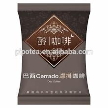 Best quality of raw materials Brazil Cerrado Drip bag coffee