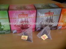 High Quality Bagged Organic Flavored  Royal   Tea