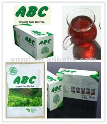 2012 best slimming  product  of  ABC  Organic DIET TEA