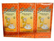 3 Boxes Coca Mate ~ 100% Natural Delisse Leaf Coca Tea (100 bags)