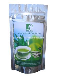 Organic Lemongrass Pandan Tea 36 Teabags [Buy Wholesale at Mocowizstore.com]