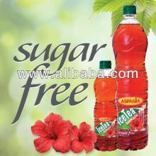 Ice tea Hibiscus sabdariffa Sugar free Aspasia