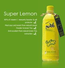 Zenya Greentea with Super Lemon