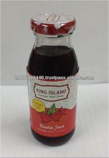 Good Quality Natural Pure Instant Herb Roselle Juice Drink