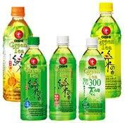 "green tea good tast high quality and various flavour ""Oishi"""