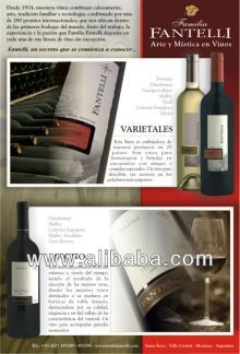 Fantelli Family Winery Varietal