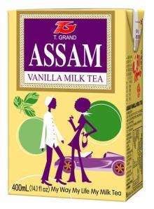 Vanilla Assam Milk Tea