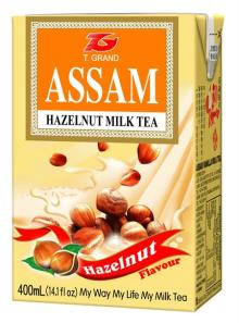 Hazelnut Assam Milk Tea