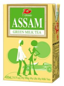 Green Tea Assam Milk Tea