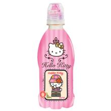 HELLO KITTY Strawberry-Raspberry 350 ml with 3D sticker
