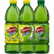 Lipton Ice - Tea Green - Lemon .24x 0,5 Liter (PET)
