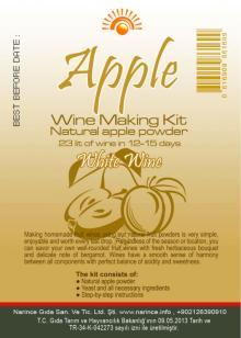 Apple Wine Making Kit
