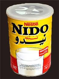 FORTIFIED FULL CREAM Nido Milk Powder ARABIC TEXT products