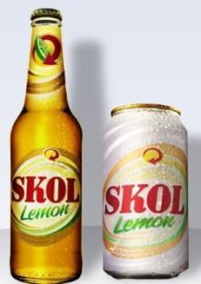 Skol Brazilian Beer