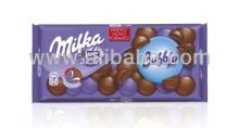 Bubbly Chocolate 100grs Bar