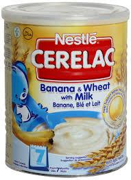 Cerelac Nestle infant milk