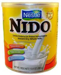 Nido Nestle Instant Dry Whole Milk Powder Fortificada 900
