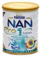 400g & 900g Nido Kinder 1+ Milk powder available for Shipment