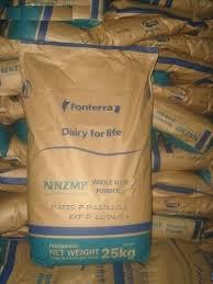WHOLE MILK POWDER 25 KG BAGS