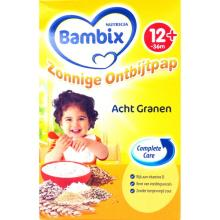 Bambix Baby Breakfast cereals and rice porridge for sale