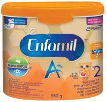 Enfamil A+ 2 Powder Tub, 550g