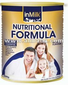 inMilk Nutritional Milk Formula