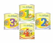 Infant Milk Formula, Follow Up Milk, Growing Up Milk