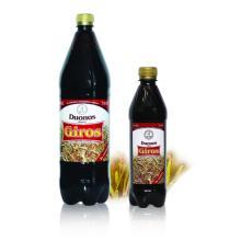 Carbonated soft drink KVASS