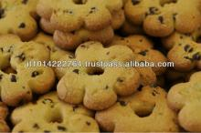 Baked artisan biscuits