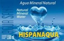 Hispanaqua Mineral Water