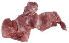 Pork leg 4D, boneless, rindless, defatted, denerved