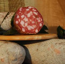 Salame Toscano - Tuscan Salami